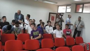 Sarajlić: Cilj kluba je plasman u vrh tabele