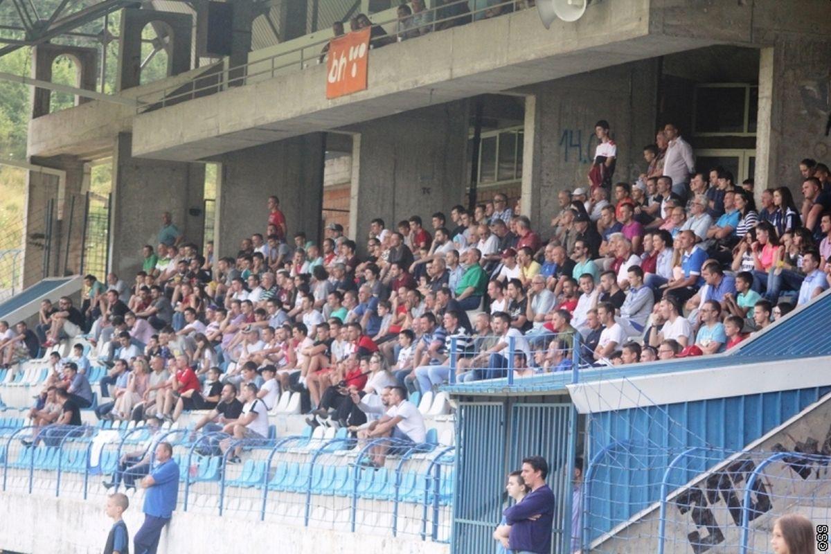 Na Piroti su svojevremeno padali i najveći bh. timovi: Svi se nadaju u svijetlu budućnost NK Travnik
