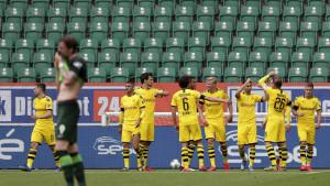 Trener Borussije Dortmund u problemu pred narednu utakmicu