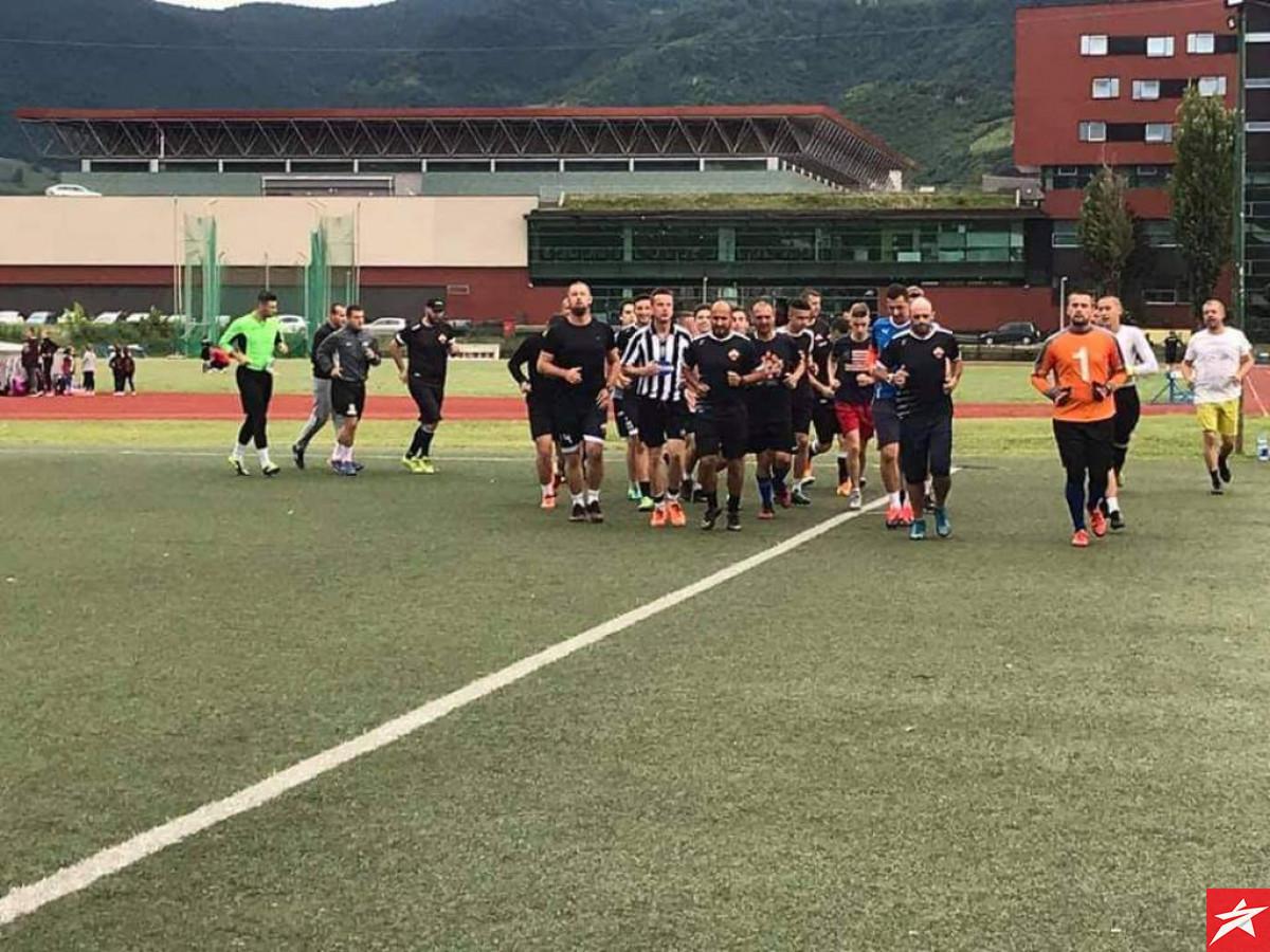 NK Sporting iz Zenice krenuo s pripremama za narednu sezonu u Kantonalnoj ligi ZDK