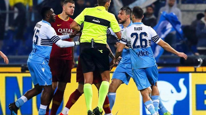 Objavljene startne postave pred meč Lazio - Roma