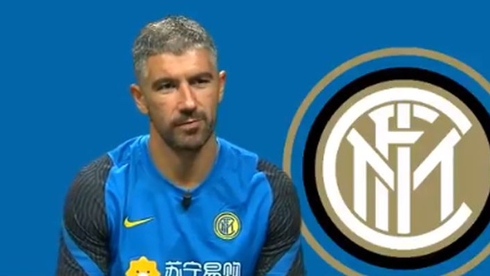 Kolarov: Za mene je bila lagana odluka da prihvatim ponudu Intera