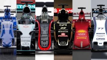 Nova pravila u Formuli 1 od 2017. godine