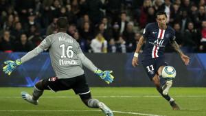 Vratio se Neymar, PSG sredio Lille za pola sata
