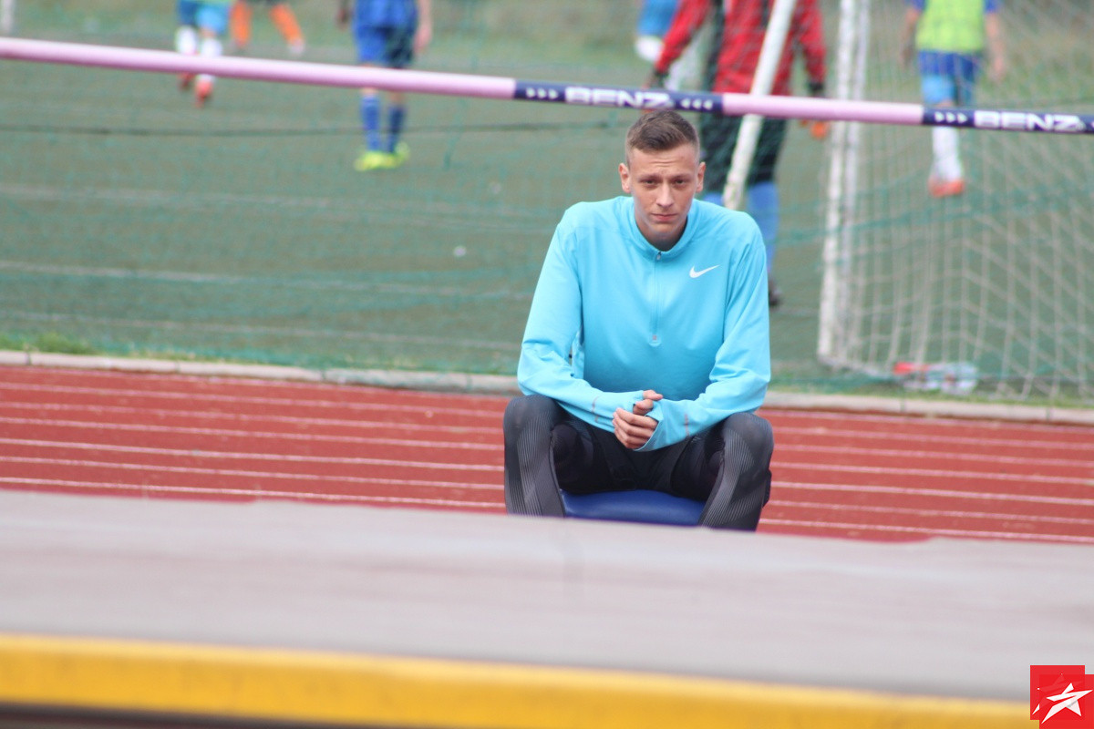 Trener Blanke Vlašić biće zadužen za dalju karijeru Maida Redžića