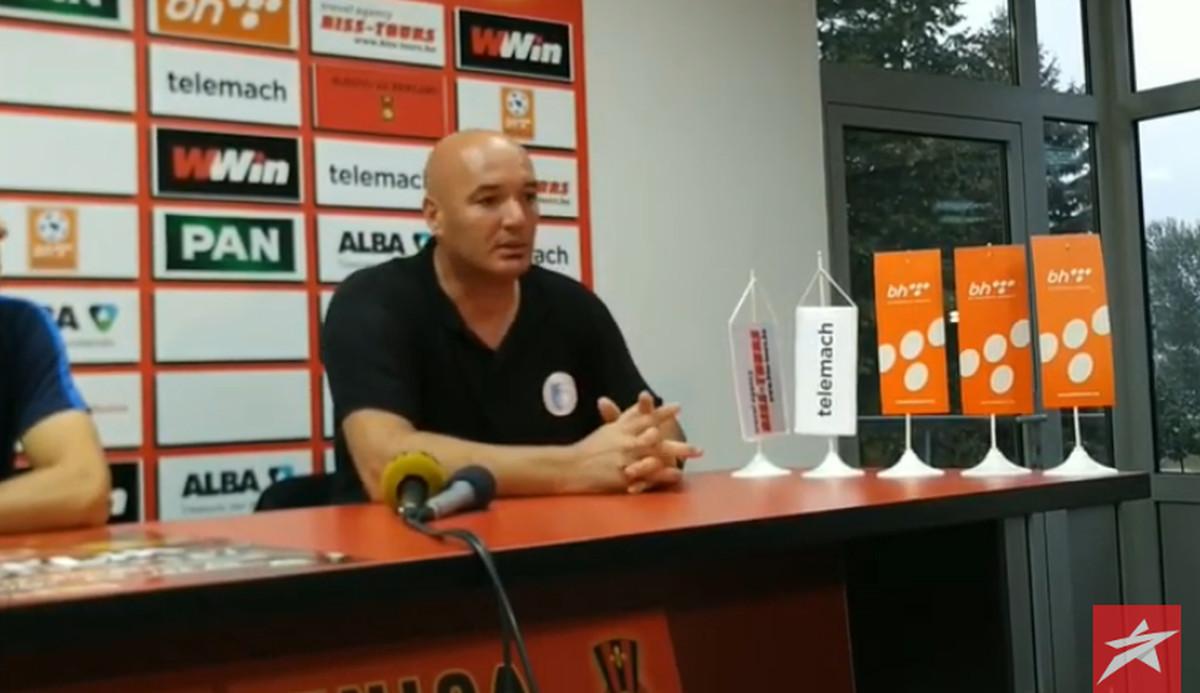 Bošnjaković: Igrali smo s dva napadača, htjeli smo pobjedu