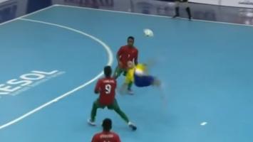 Falcao postigao gol o kojem će se dugo pričati
