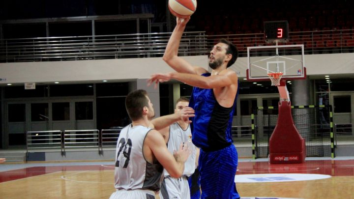 Igosi poraženi od Partizana