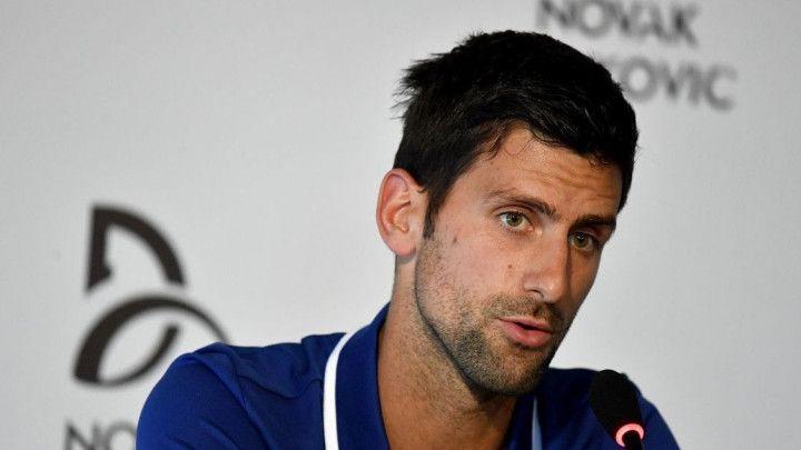 Novak Đoković se nakon šest mjeseci vraća na teren