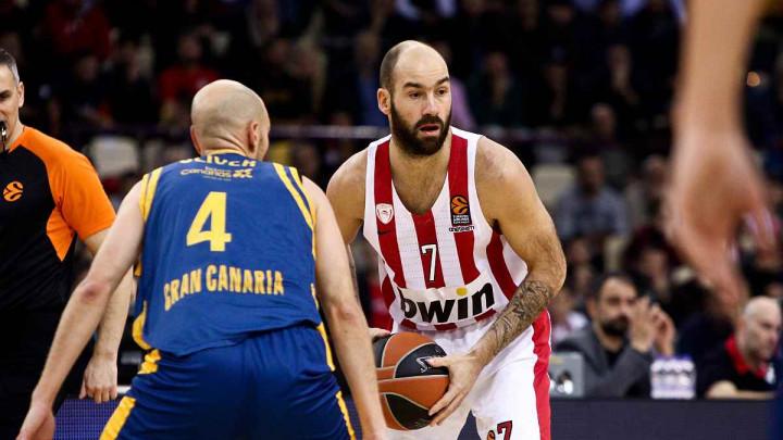 Euroliga: Spanoulis MVP 14. kola