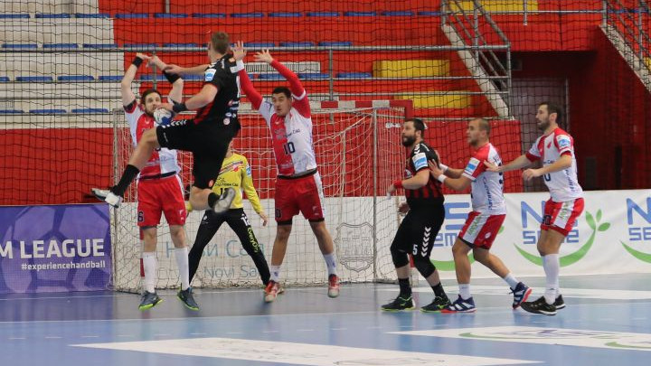 RK Vardar u finišu slomio Vojvodinu