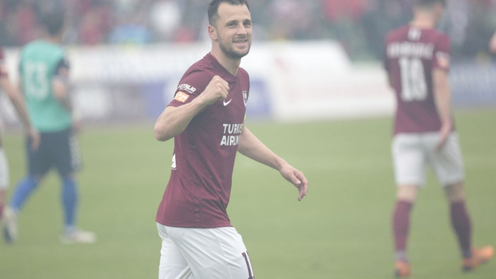 Krste Velkoski ponovo dobio poziv u reprezentaciju Sjeverne Makedonije