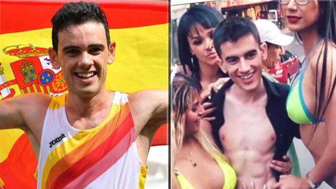 Španskog atletičara svi čudno gledali, a onda saznao da misle da je on poznati porno glumac
