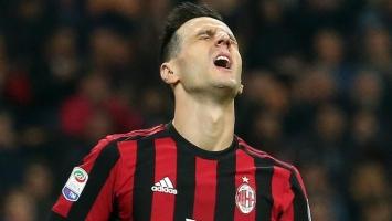 Milan bez Kalinića u velikom derbiju