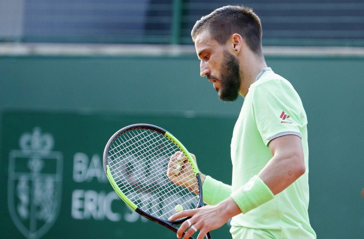 Ne ide, pa ne ide: Džumhur poražen u prvom kolu kvalifikacija za Roland Garros