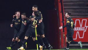Spektakl za pamćenje: Barcelona nakon preokreta i produžetaka pobijedila Granadu