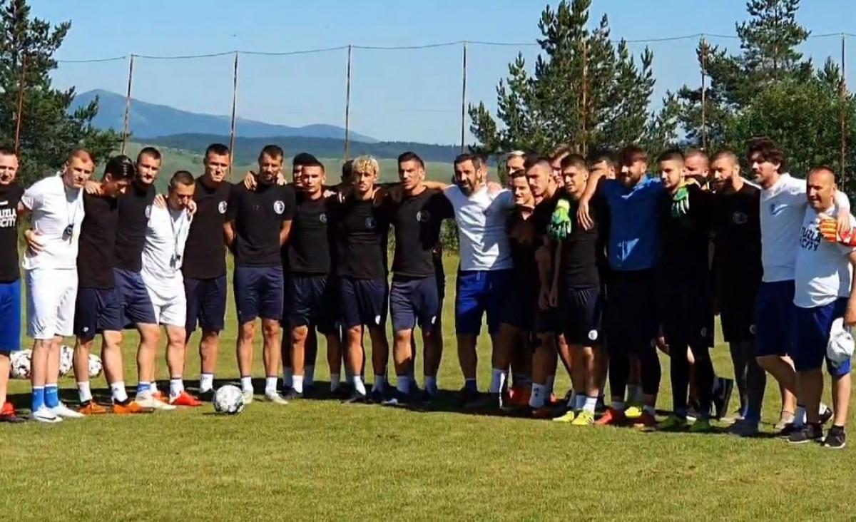 Potez za svaku pohvalu: Igrači Tuzla Cityja poslali poruku podrške za Hasanovića