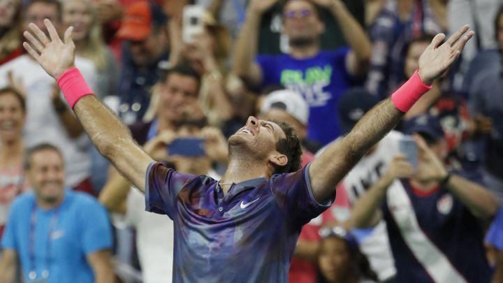 Del Potro ostavio Federera bez polufinala US Opena