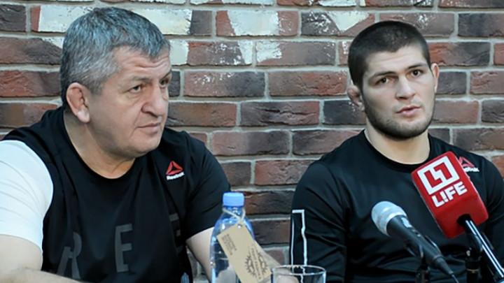 Khabibov otac slučajno otkrio dogovor: Zvijezda UFC-a će biti žestoko kažnjena!