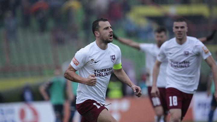 Sjajne igre ne prolaze neopaženo, odlične vijesti za kapitena FK Sarajevo