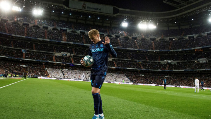 "Čudan transfer iz vedra neba ili šala? Otpisani Realov ""wunderkind"" u Manchester Cityju!?"