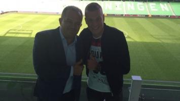 Memišević je novi igrač Groningena