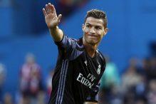 Ronaldo: Želimo ući u istoriju osvajanjem Lige prvaka