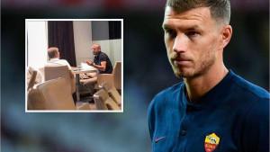 Džekin agent se susreo sa sportskim direktorom Rome i iznio napadačevu želju