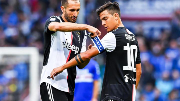 Juventus je odabrao budućeg kapitena, plata 10 miliona godišnje!