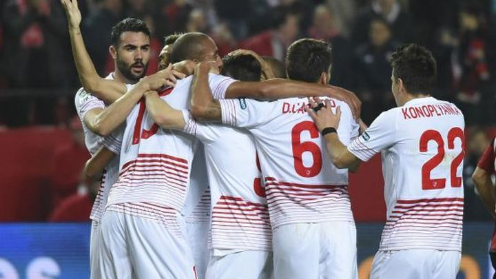 Sevilla bez problema do polufinala Kupa Kralja