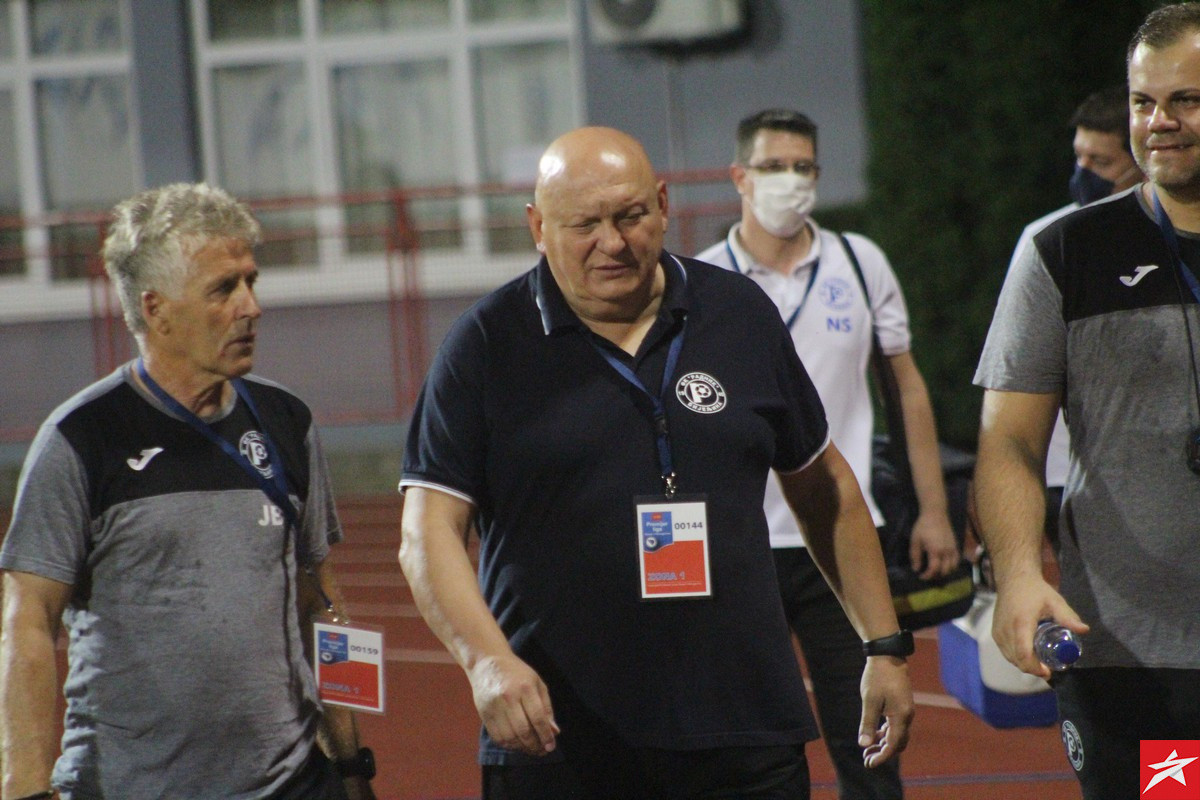 Slavko Petrović: Uradit ćemo sve da otežamo Borcu i pokušamo doći do bodova