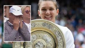 Simona osvojila Wimbledon, a onda govorom rasplakala trenera i roditelje