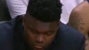 Prvi pick ovosezonskog NBA drafta zaspao na klupi tokom utakmice