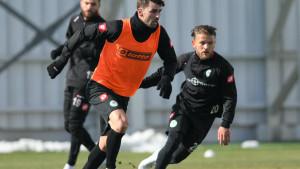 Amar Rahmanović debitovao za Konyaspor