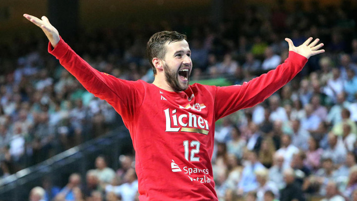 Burić i Karačić u timu kola EHF Lige prvaka