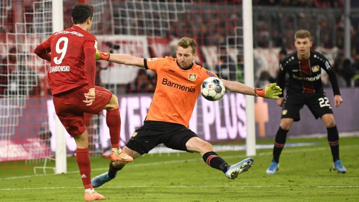 Protiv Bayerna vidio samo na jedno oko, ali poskidao gotovo sve: Samo neka se meč završio!