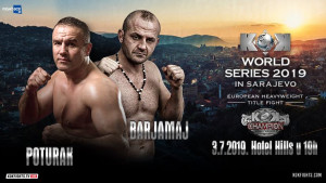 Poturak vs. Barjamaj u borbi večeri za pojas KOK prvaka Evrope