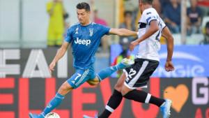 Juventus stigao do minimalne pobjede protiv Parme, Ronaldo se ispromašivao