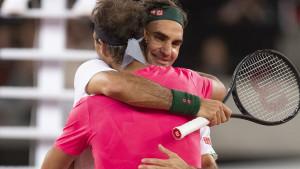 Federeru ne smeta da ga Nadal stigne, Đokovića nije ni spomenuo