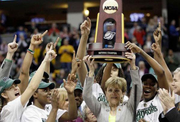 Baylor bez poraza do ženske NCAA titule