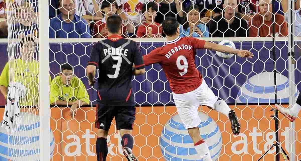 Berbatov: Više se niko ne boji Manchester Uniteda
