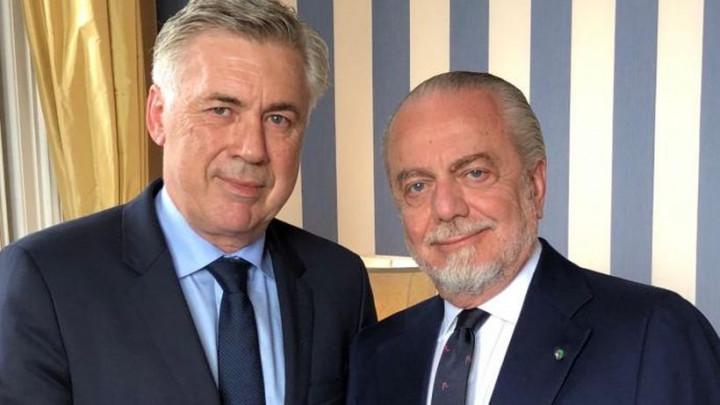 """""""Ancelotti u Napoliju? Pa to je kao da je klub doveo Messija ili Ronalda"""""""
