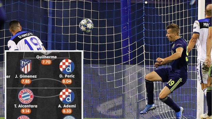 WhoScored izabrao: Tri igrača Dinama u najboljoj ekipi Lige prvaka