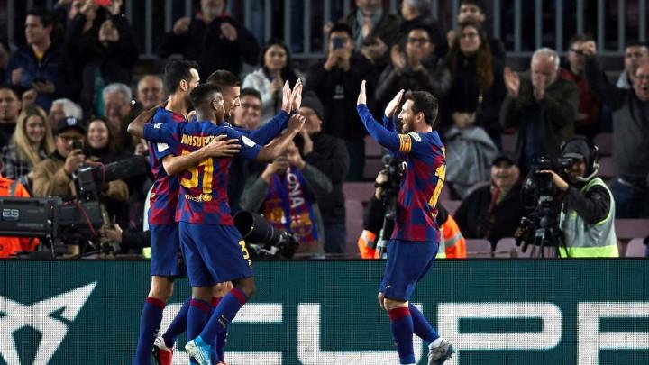 Petarda Barcelone protiv Leganesa za četvrtfinale Kupa Kralja
