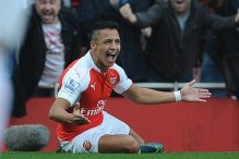 Arsenal se poigrao s Unitedom