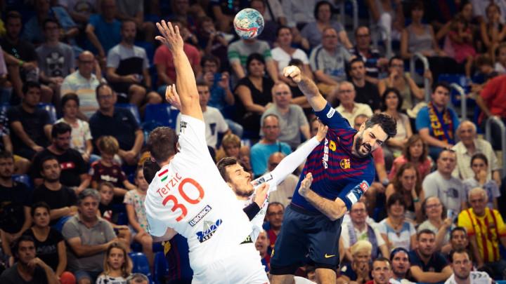 Veszprem u sjajnoj utakmici stigao do pobjede protiv Barcelone