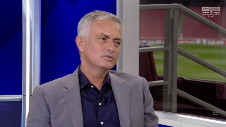 Jose Mourinho zna zašto se Tottenham muči ove sezone u Premier ligi