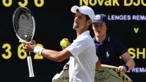 Nole preko Nishikorija do polufinala Wimbledona