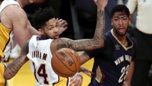 Zvijezda Lakersa se boji mraka