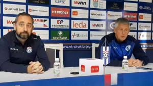 Karačić i Musemić saglasni: Ovaj bod ne odgovara ni jednoj ni drugoj ekipi